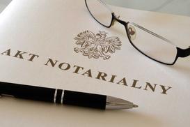 Cennik opłat notarialnych 2021 - zobacz, jakie są stawki notariuszy