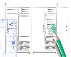 5 błędów, których warto uniknąć, projektując szafy na wymiar