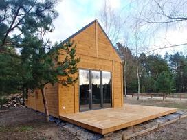 Domy drewniane alternatywą dla tradycyjnych budynków