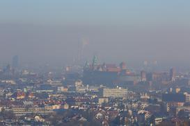 Powietrze w Polsce wciąż zanieczyszczone
