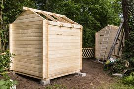 Najlepsze projekty drewutni ogrodowych - 5 rzeczy, na które warto zwrócić uwagę