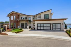 5 najlepszych projektów elewacji domu jednorodzinnego - sprawdź je!
