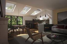 Markizy na okna dachowe – zaplanuj montaż już na etapie budowy domu!