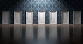 Drzwi ukryte- czym są i kiedy warto je zastosować?