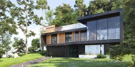 Energooszczędne domy szkieletowe z drewna - dlaczego warto?
