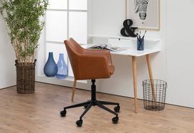 Krzesło biurowe skórzane - czy to dobry wybór?