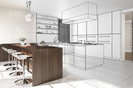 4 wyjątkowe projekty kuchni w małym mieszkaniu - sprawdź je!