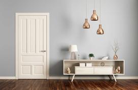 Drzwi drewniane wewnętrzne - rodzaje, ceny, opinie użytkowników