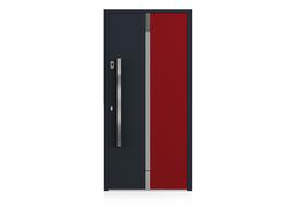 Drzwi zewnętrzne - drewniane czy aluminiowe?