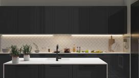 Dobre oświetlenie blatu w kuchni – na co zwrócić uwagę