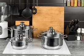 Garnki – różdżka w kuchennych czarach