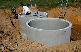 Szamba betonowe - ceny, porady przy wyborze
