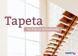 Jakie tapety pasują do klatki schodowej?