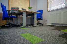 Najlepsza wykładzina dywanowa do biura