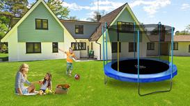 Ceny trampolin ogrodowych - od czego zależą?