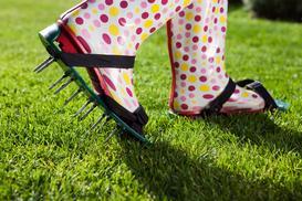 Jak zrobić aerator do trawy? Praktyczny poradnik krok po kroku