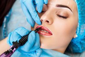 Cena makijażu permanentnego ust - zobacz aktualne koszty
