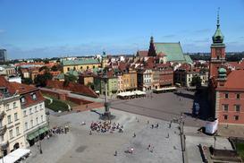 Cennik tarasów widokowych w polskich miastach