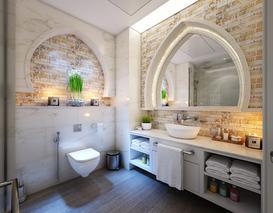 Lampy do łazienki — o czym pamiętać dobierając oświetlenie?