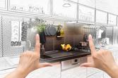 Ceny szkła do kuchni nad blat - przegląd i opinie o panelach szklanych