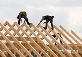 Koszt budowy dachu dwuspadowego - kosztorys + opis