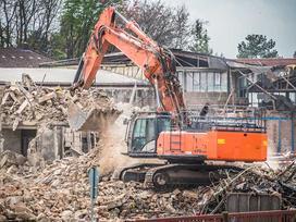 Wyburzanie budynków - cennik 2021 po województwach