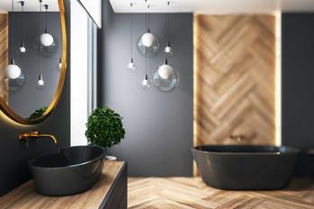 TOP 4 aranżacje łazienek - zobaczcie, jak modnie wykończyć łazienkę