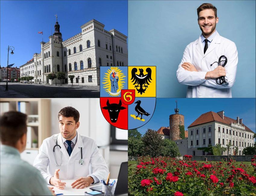 Głogów - cennik lekarzy sportowych - sprawdź lokalne ceny medycyny sportowej