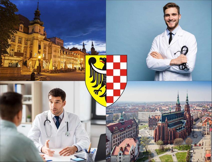 Legnica - cennik lekarzy sportowych - sprawdź lokalne ceny medycyny sportowej