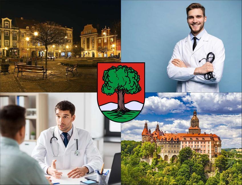 Wałbrzych - cennik lekarzy sportowych - sprawdź lokalne ceny medycyny sportowej