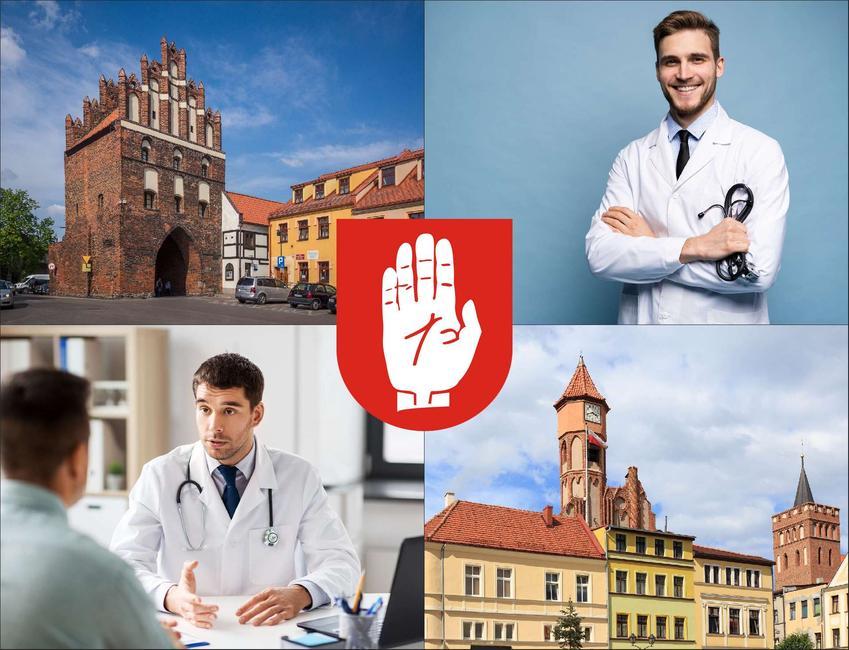 Brodnica - cennik lekarzy sportowych - sprawdź lokalne ceny medycyny sportowej