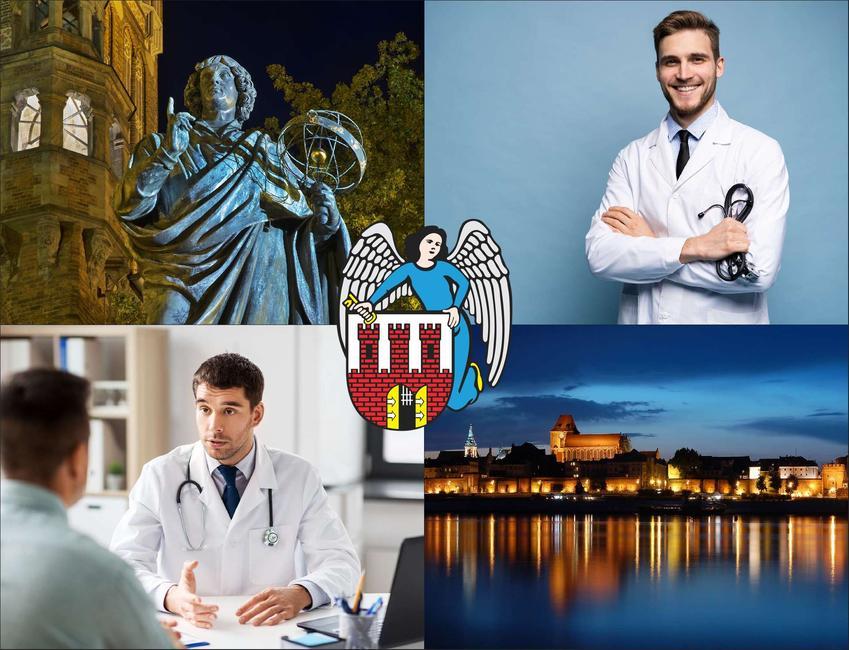 Toruń - cennik lekarzy sportowych - sprawdź lokalne ceny medycyny sportowej
