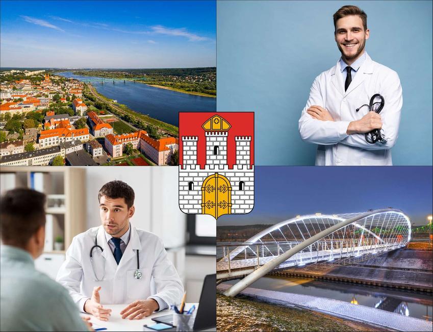 Włocławek - cennik lekarzy sportowych - sprawdź lokalne ceny medycyny sportowej