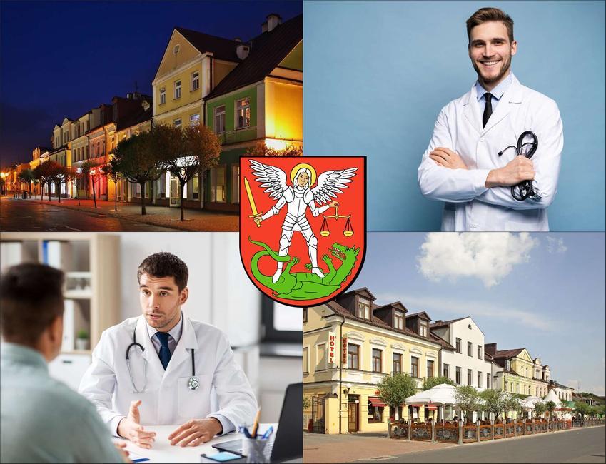 Biała Podlaska - cennik lekarzy sportowych - sprawdź lokalne ceny medycyny sportowej