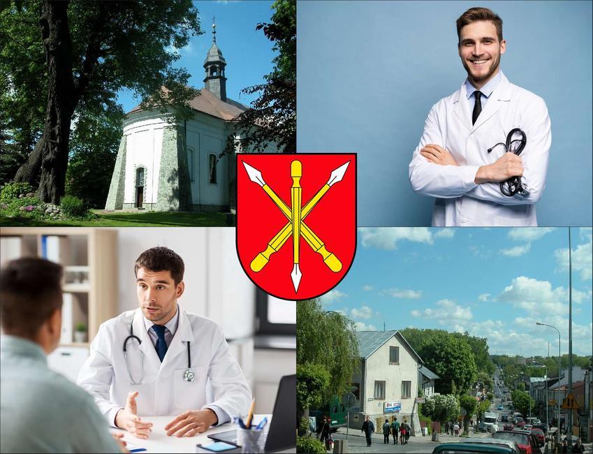 Kraśnik - cennik lekarzy sportowych - sprawdź lokalne ceny medycyny sportowej