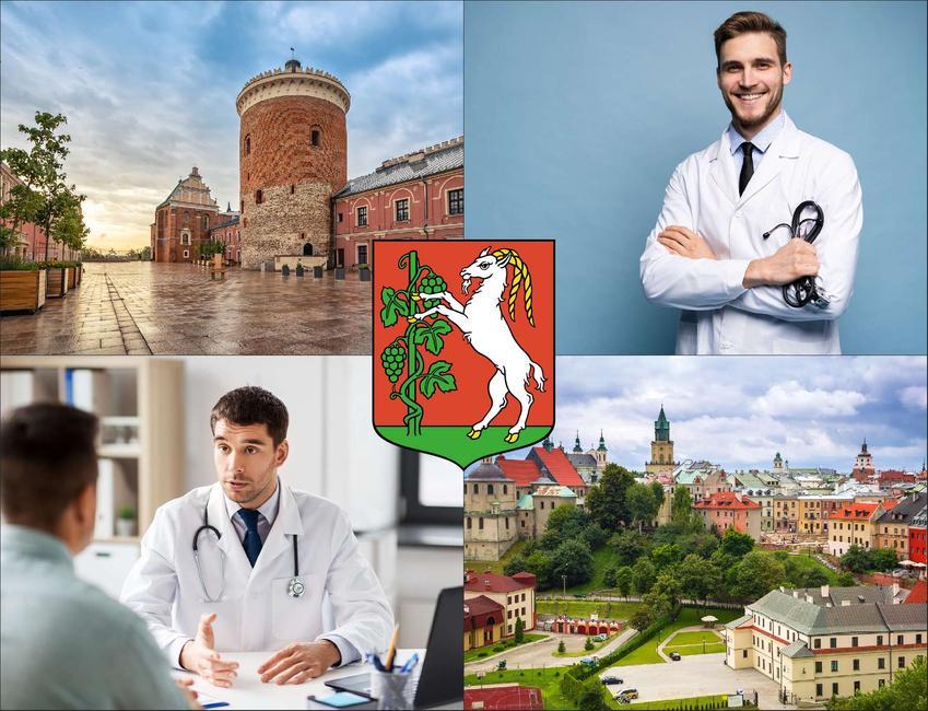 Lublin - cennik lekarzy sportowych - sprawdź lokalne ceny medycyny sportowej