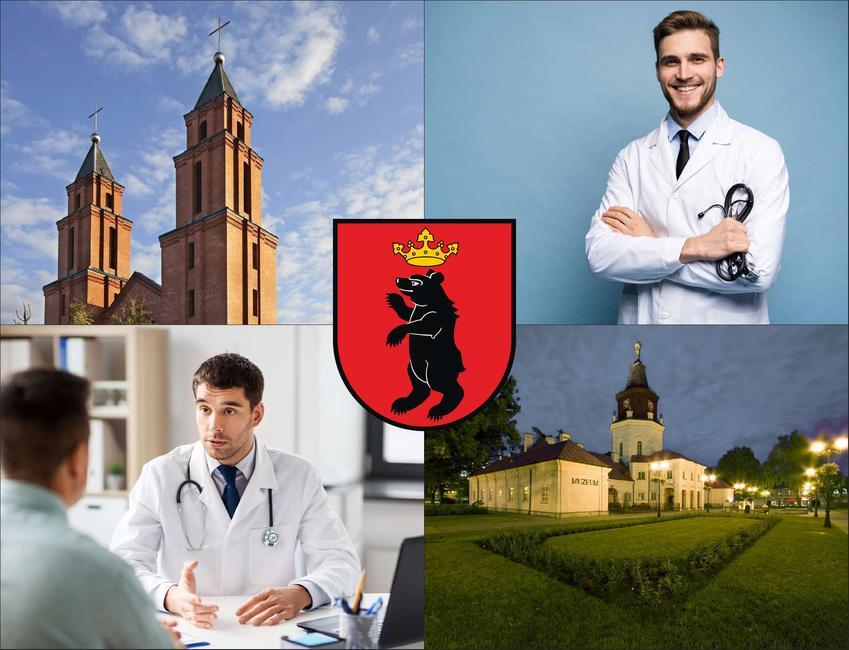 Łuków - cennik lekarzy sportowych - sprawdź lokalne ceny medycyny sportowej