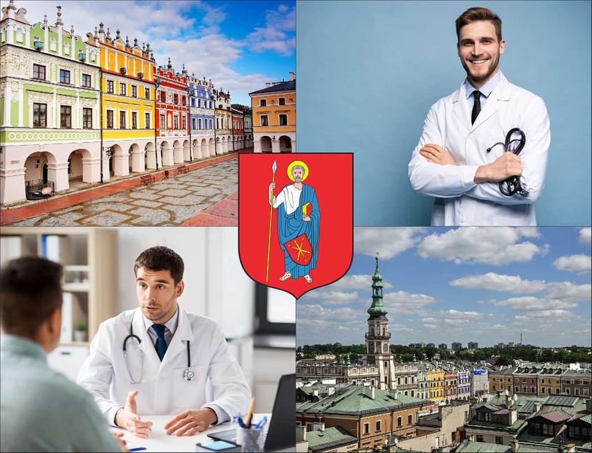 Zamość - cennik lekarzy sportowych - sprawdź lokalne ceny medycyny sportowej