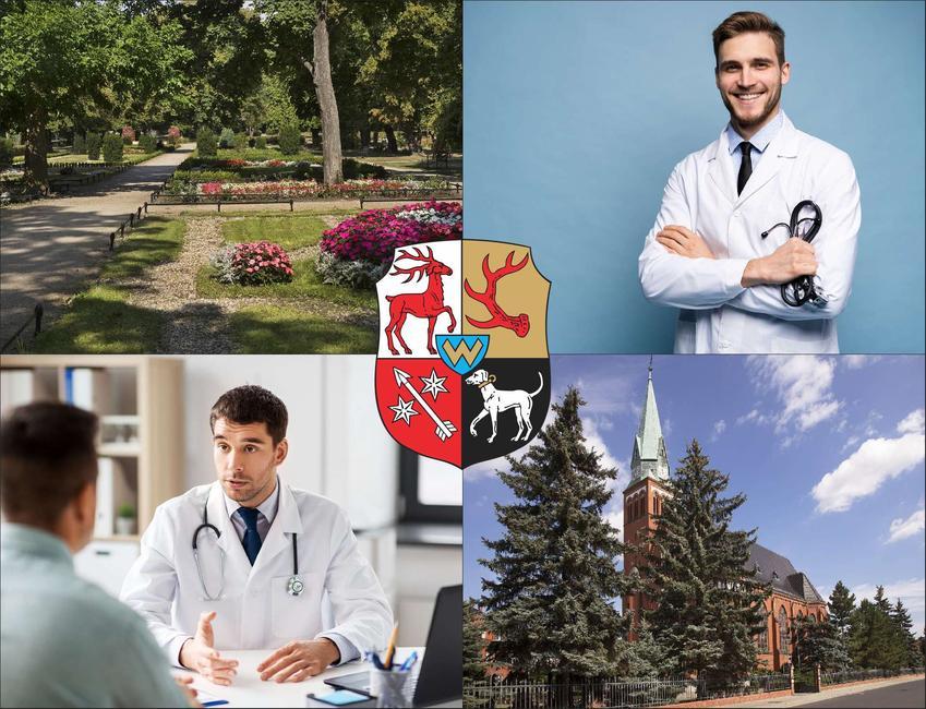 Żary - cennik lekarzy sportowych - sprawdź lokalne ceny medycyny sportowej