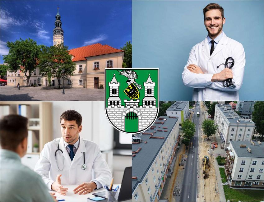 Zielona Góra - cennik lekarzy sportowych - sprawdź lokalne ceny medycyny sportowej