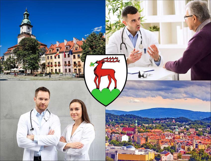 Jelenia Góra - cennik prywatnych wizyt u onkologa - sprawdź lokalne ceny