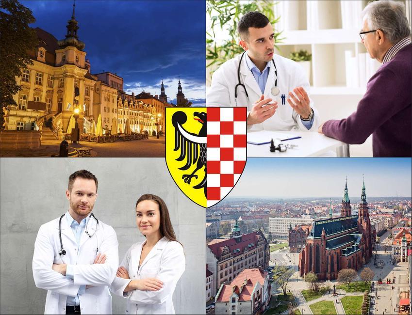 Legnica - cennik prywatnych wizyt u onkologa - sprawdź lokalne ceny