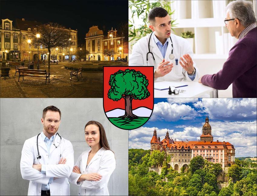 Wałbrzych - cennik prywatnych wizyt u onkologa - sprawdź lokalne ceny