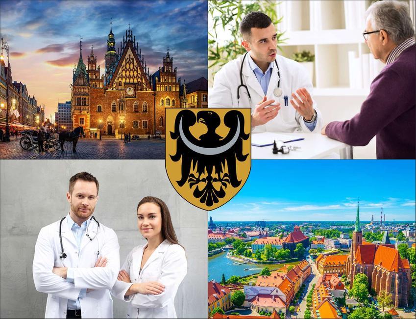 Wrocław - cennik prywatnych wizyt u onkologa - sprawdź lokalne ceny