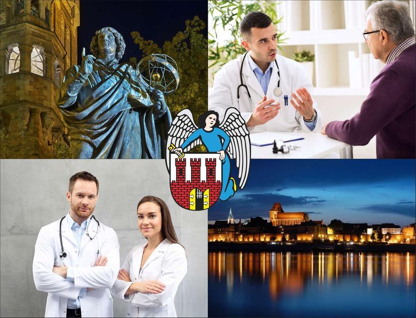 Toruń - cennik prywatnych wizyt u onkologa - sprawdź lokalne ceny