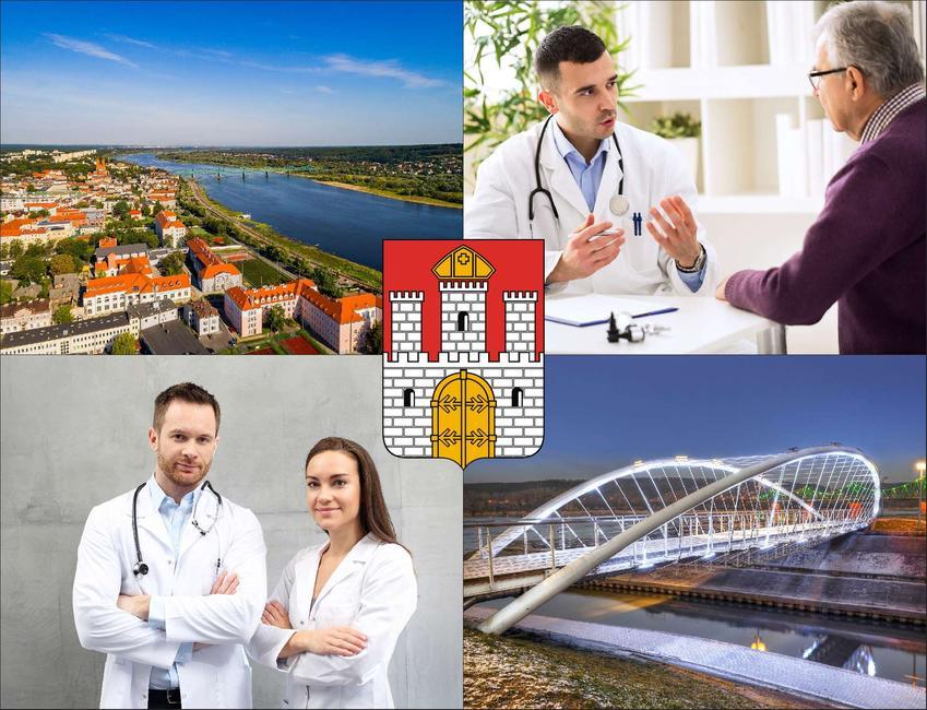 Włocławek - cennik prywatnych wizyt u onkologa - sprawdź lokalne ceny
