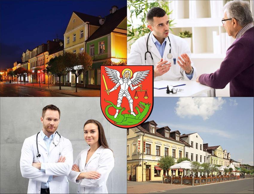 Biała Podlaska - cennik prywatnych wizyt u onkologa - sprawdź lokalne ceny