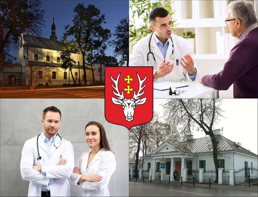 Hrubieszów - cennik prywatnych wizyt u onkologa - sprawdź lokalne ceny