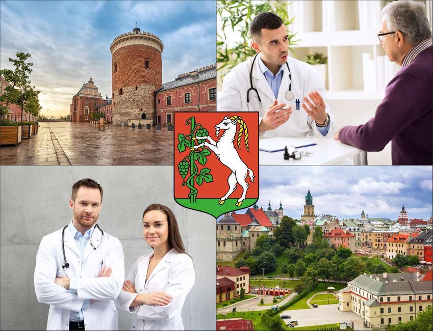 Lublin - cennik prywatnych wizyt u onkologa - sprawdź lokalne ceny