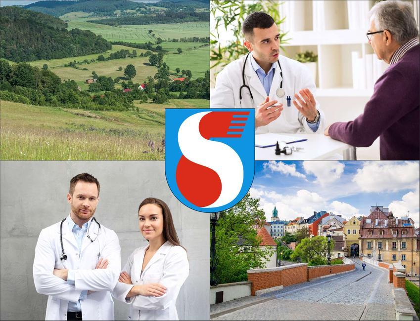 Świdnik - cennik prywatnych wizyt u onkologa - sprawdź lokalne ceny